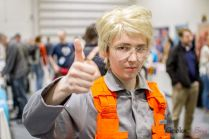 Matt - Radar Technician - London Super Comic Con 2016 - Photo by Geeks are Sexy