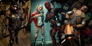 The Fabulous Cosplay of Ottawa Comiccon 2016  - Part II