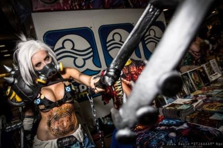 San Diego Comic-Con 2016 (SDCC) - Photo by David Ngo (DTJAAAAM)