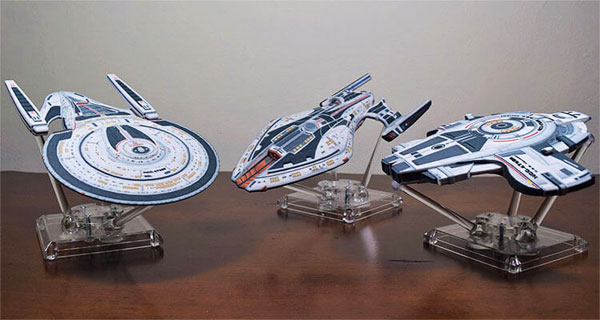 Star trek ships available as 3d print models a 3d printing company has signed up the rights to nearly 400 models from the star trek universe fans will be able to customize and personalize each model publicscrutiny Gallery