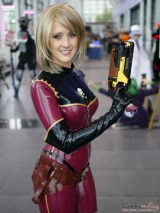 Kei Yuki from Captain Harlock - Quebec City Comiccon 2016 - Photo by Geeks are Sexy
