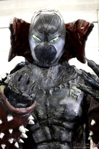 Spawn - New York Comic Con 2016 - Photo by Geeks are Sexy