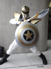 Gold Ranger - New York Comic Con 2016 - Photo by Geeks are Sexy