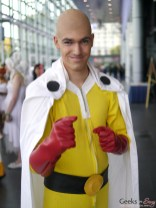 One Punch Man - Quebec City Comiccon 2016 - Photo by Geeks are Sexy