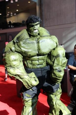 The Hulk - New York Comic Con 2016 - Photo by Richie S (CC)