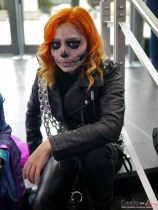 Ghost Rider (Alix Cosplay) - Quebec City Comiccon 2016 - Photo by Geeks are Sexy
