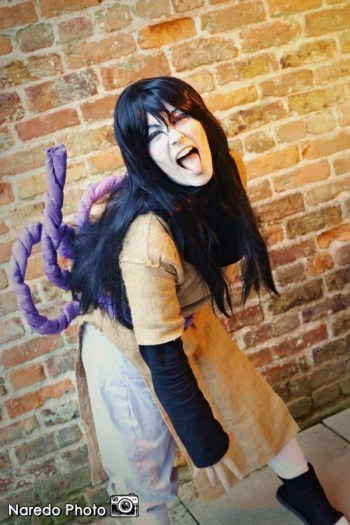 Stephanie as Orochimaru-Sama