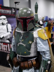 Boba Fett - Ottawa Comiccon 2017 - Photo by Geeks are Sexy