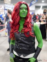 Gamora - Ottawa Comiccon 2017 - Photo by Geeks are Sexy