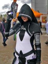 Kasumi Goto (Mass Effect) - Ottawa Comiccon 2017 - Photo by Geeks are Sexy