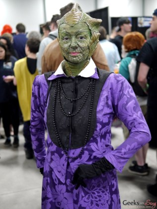 Madame Vastra - Ottawa Comiccon 2017 - Photo by Geeks are Sexy