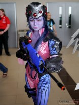 Widowmaker - Ottawa Comiccon 2017 - Photo by Geeks are Sexy