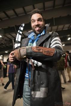 Captain Boomerang (John Torres) - Ottawa Comiccon 2017 - Photo by Geeks are Sexy