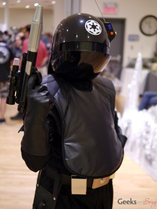 Imperial Gunner (Star Wars) - Geekulture Lanaudiere 2017 - Photo by Geeks are Sexy