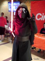 Kylo Ren - Geekulture Lanaudiere 2017 - Photo by Geeks are Sexy