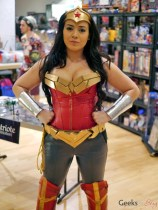 Wonder Woman - Geekulture Lanaudiere 2017 - Photo by Geeks are Sexy