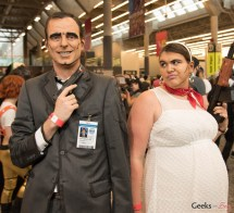 Archer - Montreal Comiccon 2017 - Photo by Geeks are Sexy