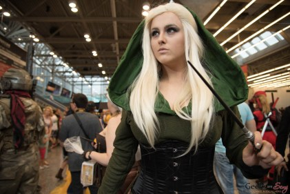 Sorceress (HP) - Montreal Comiccon 2017 - Photo by Geeks are Sexy