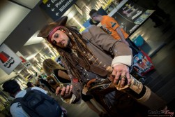 Jack Sparrow - Montreal Comiccon 2017 - Photo by Geeks are Sexy