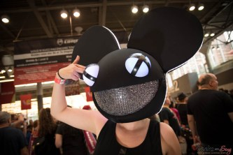Deadmau5 - Montreal Comiccon 2017 - Photo by Geeks are Sexy