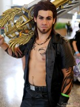Gladiolus (FF XV) - Montreal Comiccon 2017 - Photo by Geeks are Sexy