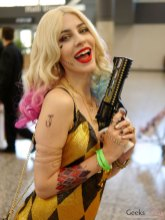Harley Quinn - Montreal Comiccon 2017 - Photo by Geeks are Sexy