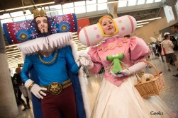 Katamari Damacy - Montreal Comiccon 2017 - Photo by Geeks are Sexy