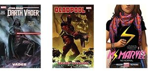 DEAL: Amazon is Having a HUGE Sale on THOUSANDS of Digital Marvel Comics!