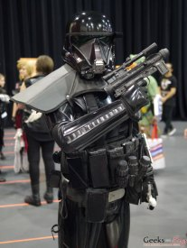 Death Trooper – Quebec City Comic Con 2017 – Photo by Geeks are Sexy