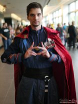 Doctor Strange – Quebec City Comic Con 2017 – Photo by Geeks are Sexy