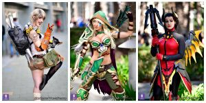 The Spectacular Cosplay of Blizzcon 2017 [Picture Gallery]