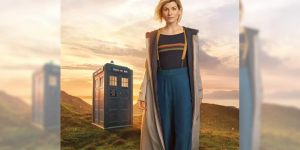 A First Look at Jodie Whittaker as the 13th Doctor