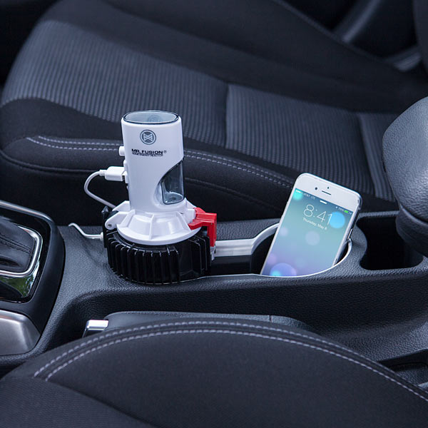 WANT: Back to the Future Mr. Fusion Car Charger
