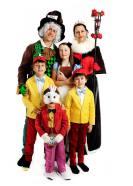 Marie-Helene and her Family (Alice in Wonderland)