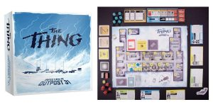 "The ULTIMATE Tabletop Game in Alien Terror: ""The Thing: Infection AT Outpost 31"""