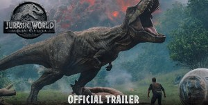 "The First Trailer for ""Jurassic World: Fallen Kingdom"" is Here!"