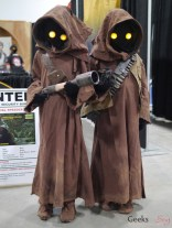 Jawa - Ottawa Comiccon 2018 - Photo by Geeks are Sexy
