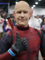 Wade Wilson (Deadpool) - Ottawa Comiccon 2018 - Photo by Geeks are Sexy
