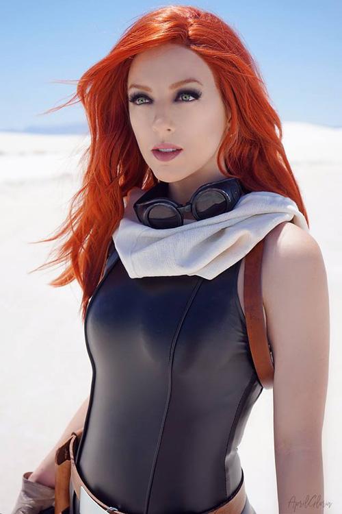 wars mara nude cosplay Star jade