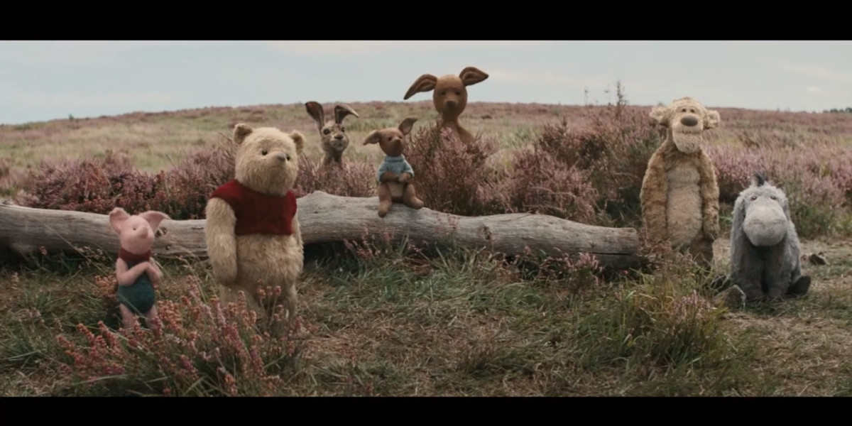 New Pooh Trailer Will Make You Cry Happy Tears of Joy Video