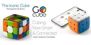 GoCube: The Classic Puzzle Reinvented
