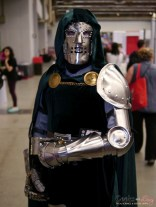 Doctor Doom - Montreal Comiccon 2018 - Photo by Geeks are Sexy