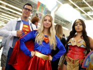 Super Friends - Montreal Comiccon 2018 - Photo by Geeks are Sexy
