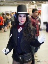 Zatanna - Montreal Comiccon 2018 - Photo by Geeks are Sexy