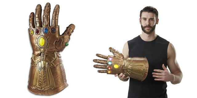 Avengers Marvel Legends Series Infinity Gauntlet Articulated Electronic Fist