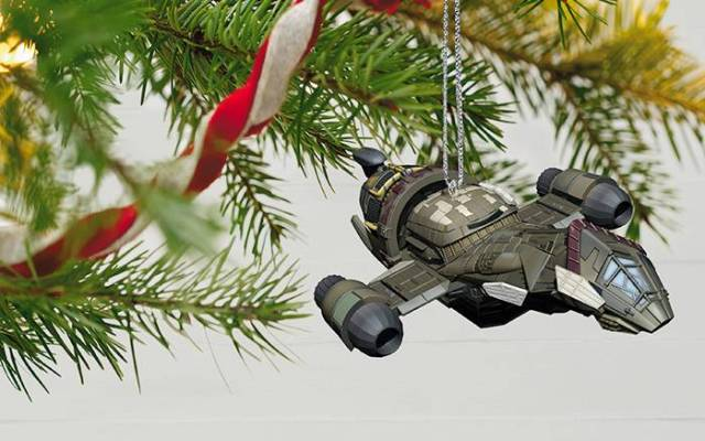 - WANT: Firefly Serenity Christmas Ornament With Light