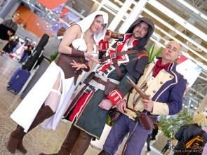 Assassin's Creed - Montreal Mini-Comiccon 2018 - Photo by Geeks are Sexy