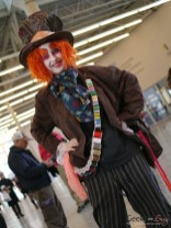 Mad Hatter - Montreal Mini-Comiccon 2018 - Photo by Geeks are Sexy