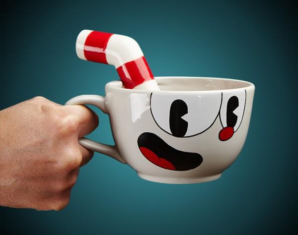 Cuphead Mug