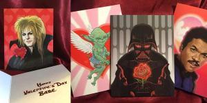 Geektastic 2019 Valentine's Day Cards